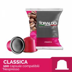 100 Capsule Caffè Toraldo...
